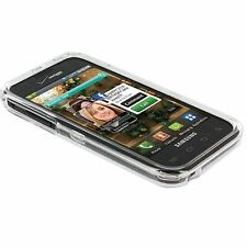 Crystal Clear Hard Snap-On Case Cover Samsung Fascinate i500 Galaxy S