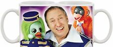 ORVILLE THE DUCK' CUDDLES & KEITH HARRIS CLASSIC TV SHOW AND DVD MUG 2 UK SELLER