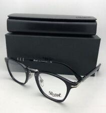 ded74ac0d88d8e New PERSOL Eyeglasses Typewriter Edition 3109-V 95 49-22 145 Shiny Black  Frame