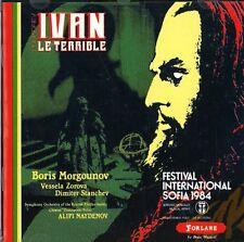 Prokofiev: Ivan The Terrible Oratorio Arr. From The Eisenstein Film B. Morgounov