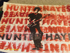 Hunter Hayes 2013 Voter Request Numbered Mini  Poster