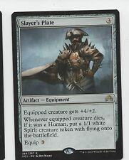 Slayer's Plate Shadows over Innistrad Magic The Gathering Rare Artifact MTG CCG