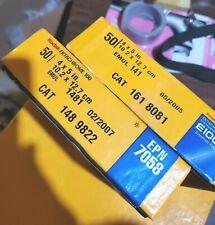 Kodak E100 / Ektachrome 100 Expired - 2 - boxes 4x5 + free 8x10 box Deep Frozen
