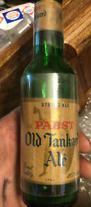 7 OZ PABST OLD TANKARD ALE BEER BOTTLE MILWAUKEE WIS WI