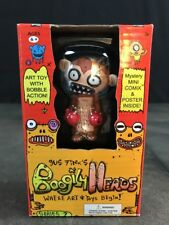 Boogily Heads Series 2  Gus Fink's  Squiggie New in Original Package
