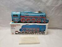 Vintage International Express Large Scale Friction Locomotive MF-804 w/ Box
