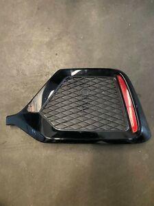 FK8 Honda Civic Type R Rear bumper garnish LH side