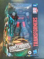 Transformers Earthrise War for Cybertron Deluxe Bluestreak  Walgreens Exclusive