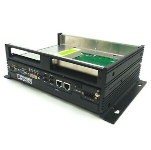 Phoenix Contact 2913108 Valueline PC, 1.5GHz Core 2 Duo, 2x CF, *Doesn't POST*