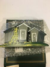 Sheila's Amish Corn Cribs Ams07