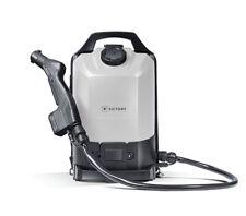 (Mg300Es) Professional Cordless Electrostatic Backpack Sprayer - Black