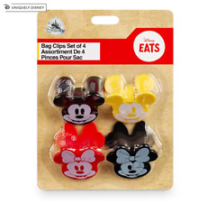 DISNEY© EATS MICKEY AND MINNIE MOUSE CHIP CLIPS  #disneyeats #disneychipclips