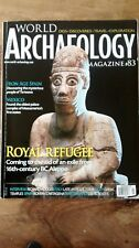Current World Archaeology Magazine #83 June July 2017: Aleppo, Iron Age Spain