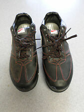 "Nike ""Sport Performance"" black leather golf shoes, Women's 10 (eur 42)"