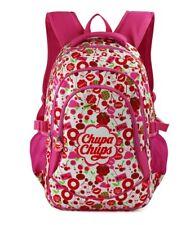 CHUPA CHUPS - RETRO/CLASSIC LOLLIPOP SCHOOL BACKPACK - PINK