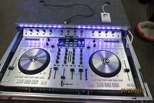 NUMARK 4TRAK TRAKTOR DJ CONTROLLER WITH ODYSSEY HARD CASE
