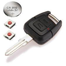 Fits Vauxhall Opel Astra Vectra Zafira 2 Button Remote Key Fob Full FIX KIT