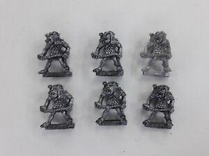 Citadel Games Workshop Warhammer Hobgoblin Metal Figures
