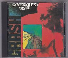 Government Issue - Crash CD 1988 US PRESS Minor Threat Dag Nasty Jawbox DC Punk
