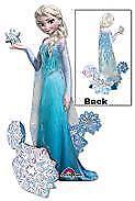 "Giant Disney Frozen Elsa Airwalker Life Size Foil Helium Balloon 57"" X 35"""