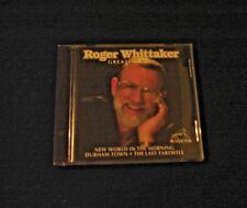 Roger Whittaker -Greatest Hits-(CD 1994)-Folk-New World In the Morning,