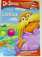 Dr. Seuss - The Lorax/Pontoffel Pock & His Magic Piano - DVD