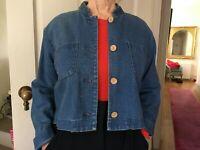 Vintage Gap 1970's Ladies Denim Jacket S/P