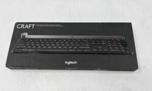 Logitech Craft US International Layout 920-008484 Wireless Keyboard -JD0003
