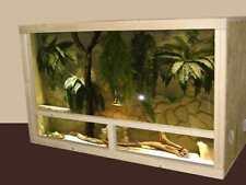 100er Terrarium Frontrahmen 100x60x60 Holz
