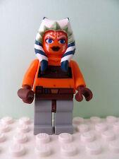 LEGO Star Wars @@ Minifig @@ sw192 @@ Ahsoka - 7675 7680 7751 8037 8098