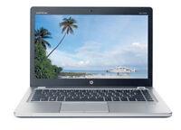 """HP EliteBook Folio 9480m i5 4310u 2.0Ghz 8GB 128GB SSD USB 3.0 Win 10 Pro 14"""""""