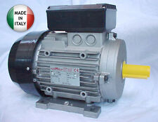 MOTORE ELETTRICO MONOFASE B3 COMEG HP2  KW1,5  V230 POLI 2  made in Italy