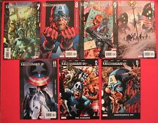 Marvel THE ULTIMATES 2 Seven Comics 7 8 9 10 11 12 13 Mark Millar Bryan Hitch