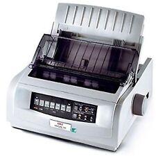 OKI Microline Ml5590eco 24-pin Dot Matrix Printer 80 Columns 360x360dpi USB