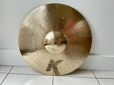 More details for k zildjian cymbal previously owned by zak starkey - ringo, the beatles, the who