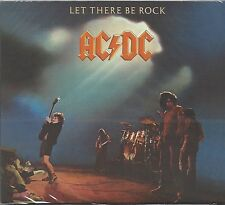 AC/DC/Let there be rock * NEW DIGIPACK CD * NUOVO *