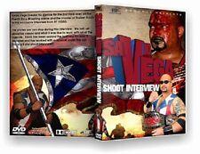 Savio Vega Shoot Interview Wrestling DVD, WWF WWE