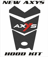 POLARIS HOOD decal GRAPHICS WRAP SWITCHBACK RUSH 800 600 PRO S X AXYS 120 137 18