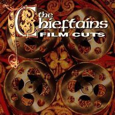 The Chieftains Film Cuts CD NEW Soundtrack Treasure Island/Barry Lyndon/Rob Roy+