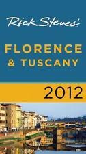 Rick Steves' Florence and Tuscany 2012, Openshaw, Gene, Steves, Rick, Good Condi