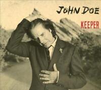 JOHN DOE (X) - KEEPER [DIGIPAK] USED - VERY GOOD CD