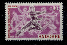 ANDORRE FRANCAIS 1971 - 209 PATINAGE - NEUF LUXE **