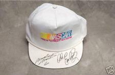 Dale Earnhart & Mark Martin AUTOGRAPHED BASEBALL CAP