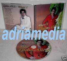 LJUBA ALICIC CD Hitovi 2 Serbia Bosna Srbija Hrvatska Folk Narodna Muzika Sabac
