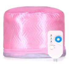 Electric Heating Cap Baking Oil Cap Hair Dryers Hair CL Care Treatm Steam J8X2