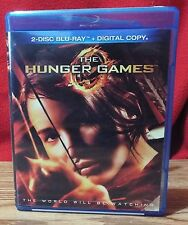 The Hunger Games (Blu-ray Disc, 2012, 2-Disc Set) Jennifer Lawrence