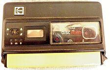 Vintage Kodak Disc 8000 Disk Film Camera