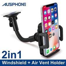 Universal Windshield Mount Car Holder Cradle For GPS Mobile Smart Phone