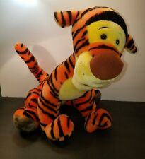 "Disney Store Vintage Winnie The Pooh's Plush Tigger 19"" RARE Canasa Trading Co."