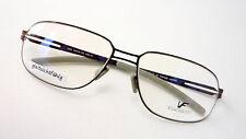Montatura versione sportivo marrone leggermente flessibile Occhiali frame grandi SIZE L
